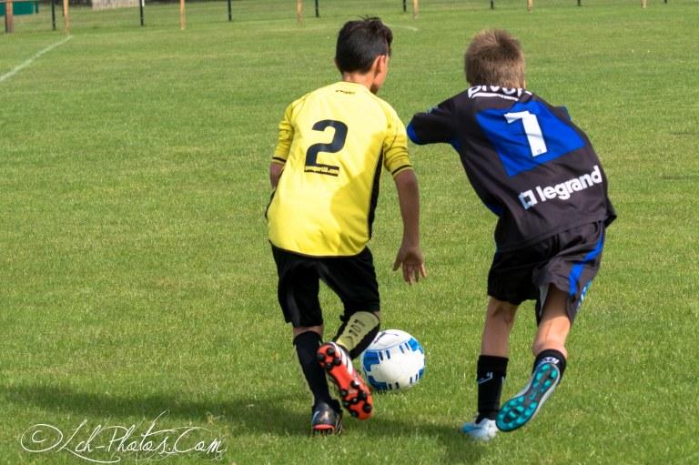 Football Club Pessac Alouette ... Engagement dans le jeu